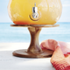 Sur La Table® Wood Beverage Jar Stand