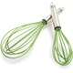 Kuhn Rikon Green Silicone Balloon Whisk