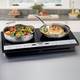 Waring Pro® Double Induction Cooktop