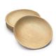 Palm Leaf Appetizer Plates, Set of 8