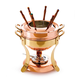 Mauviel M'tradition Fondue Pot
