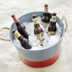 Sur La Table Galvanized Steel Ice Bucket