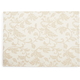 Ivory Adrianne Jacquard Placemat