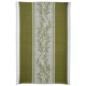 Olive Jacquard Kitchen Towel
