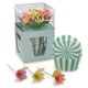 Meri Meri Fancy Flower Bake Cup Set