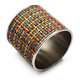 Chilewich Confetti Mini-Basketweave Napkin Ring