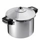 Kuhn Rikon Duromatic Stockpot Pressure Cooker, 8 qt.
