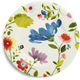 Botanical Ceramics Blue Salad Plate, 8¼