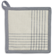 La Maison Blanket Plaid Pot Holder