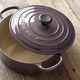 Le Creuset® Signature Cassis Round French Ovens