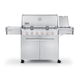 Weber® Summit® S-620™ Stainless-Steel Gas Grill