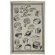 Les Fromages Linen Kitchen Towel