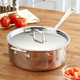 All-Clad® Stainless Steel Sauté Pan