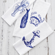 Seaside Napkins, Set of 4