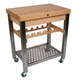 John Boos & Co.® Cucina D'Vino Cart, 30
