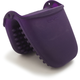Dexas Purple Silicone Mini Mitt