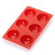 Lékué 6-Cavity Demi-Sphere Mold