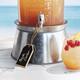 Sur La Table® Galvanized Beverage Jar Stand
