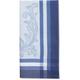 Blue Renaissance Jacquard Napkin