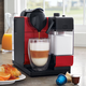 Nespresso® & De'Longhi® Lattissima Plus, Red