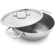 All-Clad® Stainless Steel Cassoulet with Lid, 3 qt.