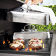 Sur La Table® Medium Stainless-Steel Grill Dome with Vent