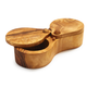 Berard Olivewood Double Salt Keeper