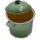 Le Creuset® Rosemary Enameled Steel Stockpot, 10 qt.