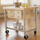 John Boos & Co.® Kitchen Cart with Drawers, 36