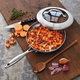 Scanpan® CSX Skillet with Lid, 9½