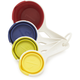 Chef'n® Primary Colors Pinch and Pour Measuring Cups and Spoons Set