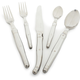 Dubost Stainless Steel Laguiole Flatware, 5-Piece Set