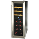 Kalorik 21-Bottle Dual-Zone Wine Bar
