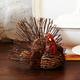 Medium Decorative Twig Turkey
