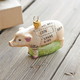 Choice Cut Pig Ornament