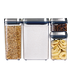 OXO Steel Pop Square Containers