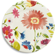 Botanical Ceramics Pink Salad Plate, 8¼