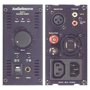 Dayton Audio DTA-2 1BT2 100W 2 1 Class D Bluetooth Amplifier