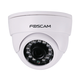 Foscam FI9851P WiFi Indoor Mini 720P HD IP Surveillance Camera - White