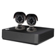 Yale Smart Living HD720 4 Channel DVR Kit with 2 X 24LED Camera