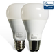 Z-Wave Domitech Dimmable Smart LED Light Bulb - 9W