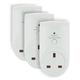 Telldus On-off Receiver Plug-in 3-p 2000W UK