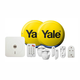 Yale Smart Home Alarm, View and Control Kit SR-340
