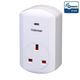 Z-Wave TKB TZ69E Wall Plug Switch/Meter - GEN5 - UK