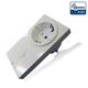 Z-Wave Popp Wall Plug On/Off Switch Schuko - Gen5