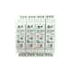 Enocean Trio2Sys 4 Channel 16A Din Rail Receiver
