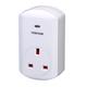 Z-Wave TKB Wall Plug Switch/Meter - UK