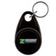 ZipaBox RFID Key Tag - Black