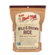 Wild and Brown Rice Mix