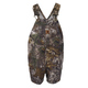 Infant/Toddler Washed Work Camo Ripstop Bib Shortall